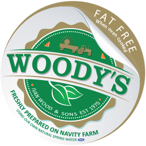 Woody's Chips Logo